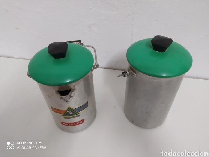 Coches: Botes aceite de coche hispano suiza - Foto 2 - 266152883