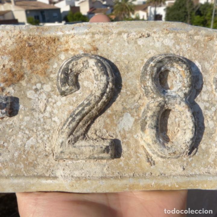 Coches: Antigua placa de matricula de automóvil valencia 1924 - Foto 3 - 272984793