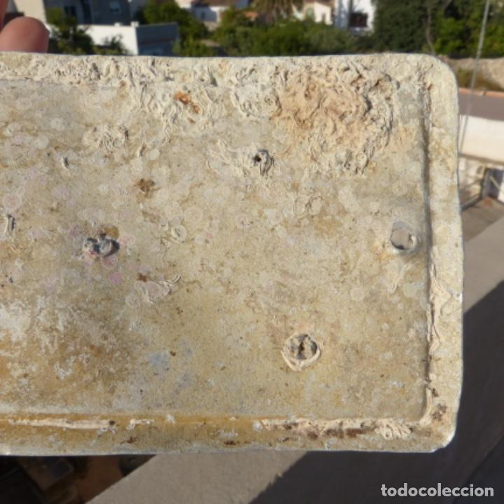 Coches: Antigua placa de matricula de automóvil valencia 1924 - Foto 5 - 272984793