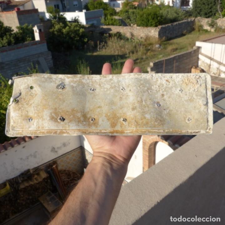 Coches: Antigua placa de matricula de automóvil valencia 1924 - Foto 6 - 272984793