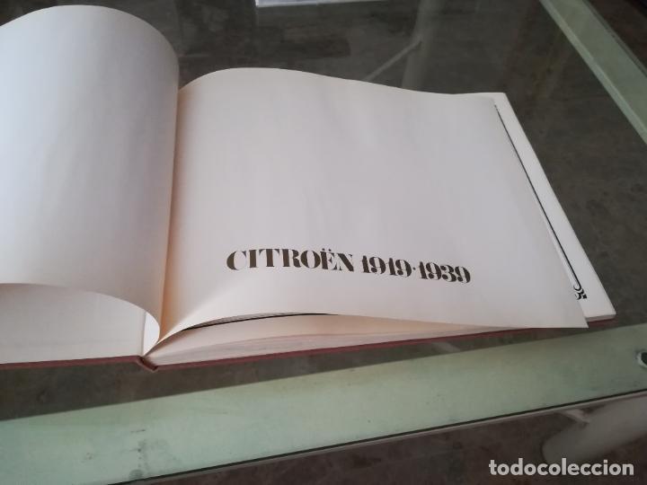 Coches: Historia del Coche Citron 1919_1939 - Foto 2 - 274838423