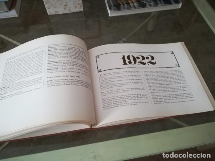 Coches: Historia del Coche Citron 1919_1939 - Foto 9 - 274838423