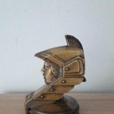Coches: MASCOTA MINERVA 1930S- PIERRE DE SOETE - GRAN MASCOTA RADIADOR. Lote 275712768