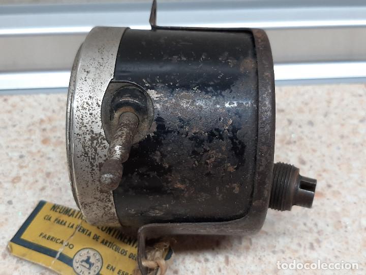 Coches: CUENTAKILOMETROS STEWART WARNER DE TAMBOR AMERICANO AÑOS 30 / 40 FORD BUICK CHEVROLET OTROS COCHES. - Foto 3 - 276015718
