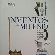 Coches: INVENTOS DEL MILENIO. Lote 283141943