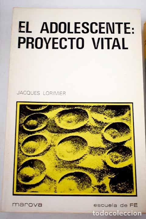 EL ADOLESCENTE PROYECTO VITAL (Coches y Motocicletas - Coches Antiguos (hasta 1.939))