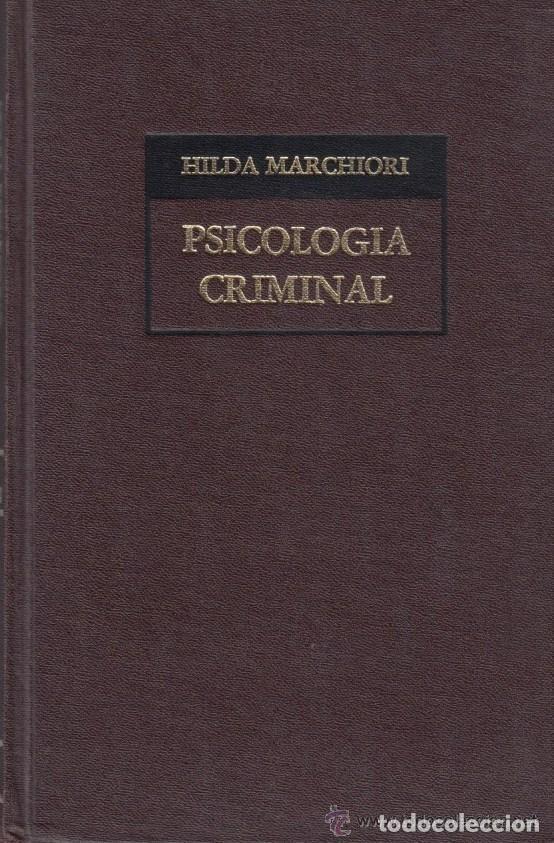 PSICOLOGIA CRIMINAL (Coches y Motocicletas - Coches Antiguos (hasta 1.939))