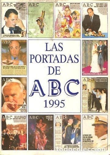 LAS PORTADAS DE ABC 1995. (Coches y Motocicletas - Coches Antiguos (hasta 1.939))