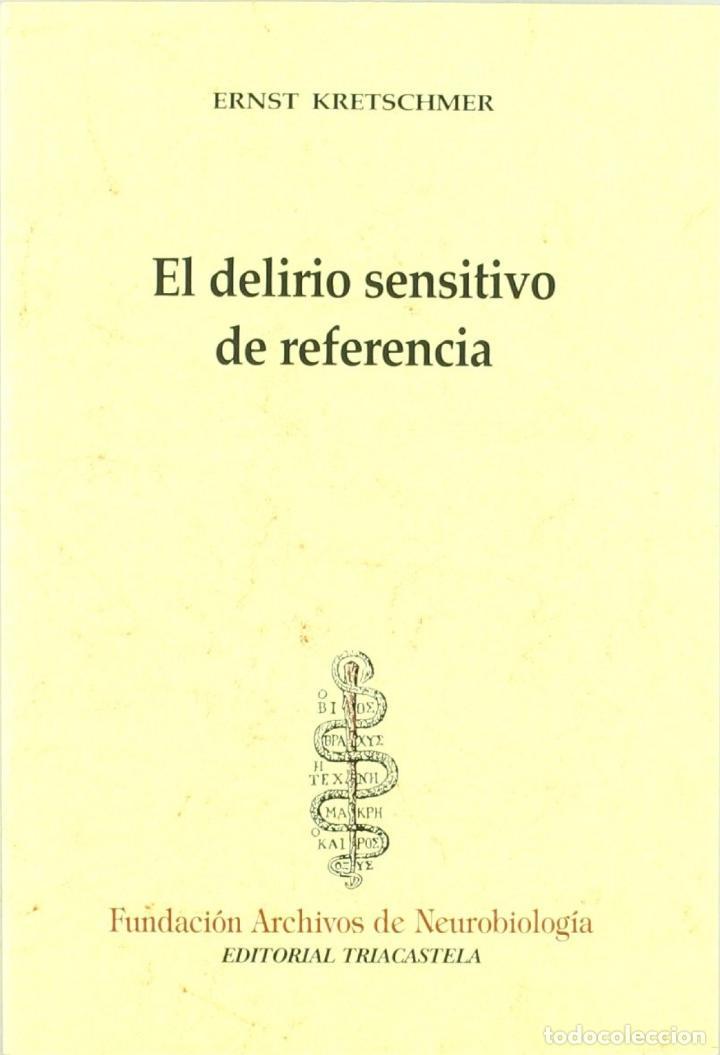 EL DELIRIO SENSITIVO DE REFERENCIA (Coches y Motocicletas - Coches Antiguos (hasta 1.939))
