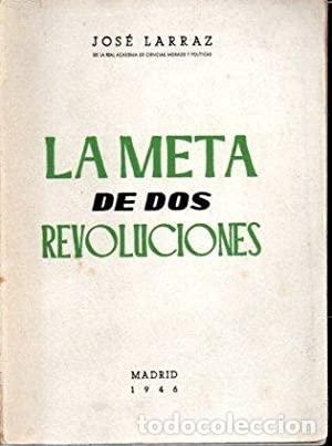 LA META DE DOS REVOLUCIONES (Coches y Motocicletas - Coches Antiguos (hasta 1.939))