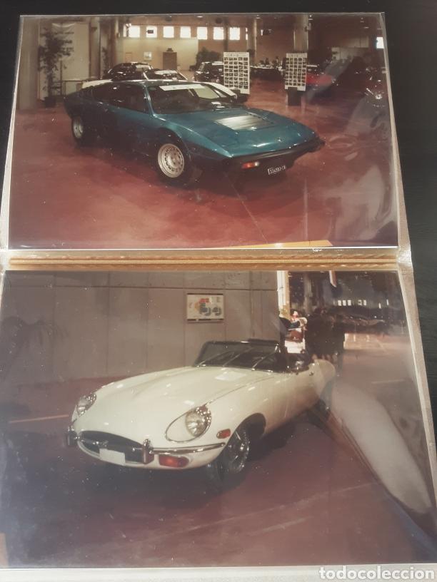 Coches: Colección de 24 fotos originales de coches antiguos (lote 2) - Foto 2 - 287414238