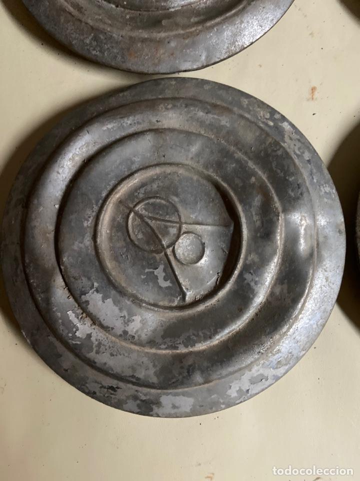 Coches: Tapacubos de coche años 40 - Foto 3 - 287428613