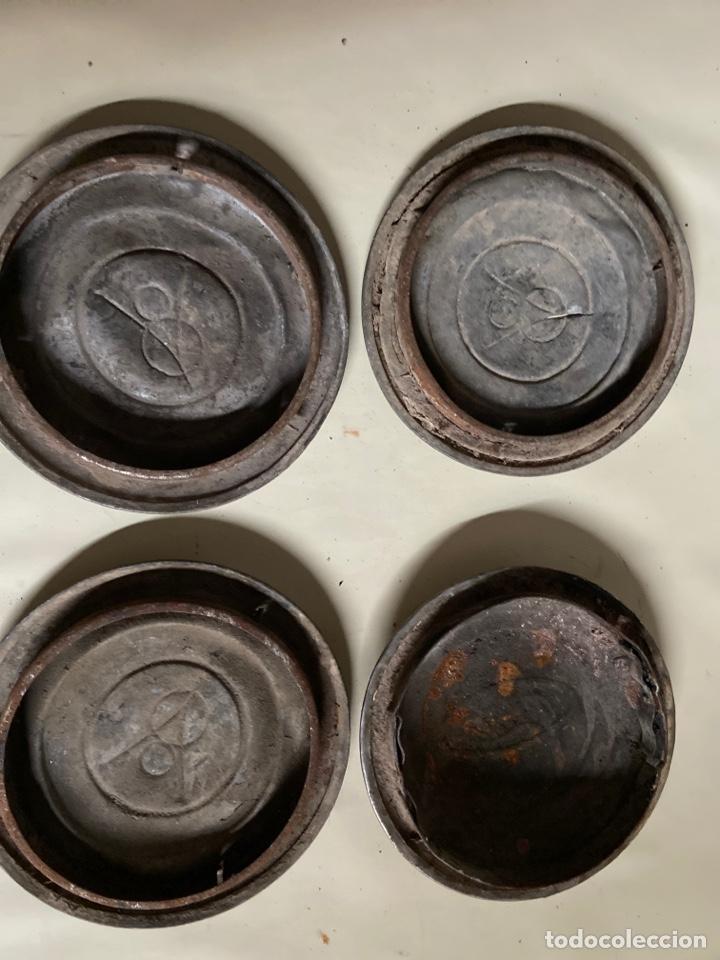 Coches: Tapacubos de coche años 40 - Foto 4 - 287428613