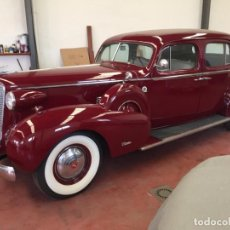 Coches: CADILLAC 1937 FLEETWOOD. Lote 292000148