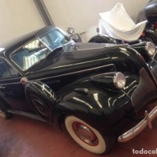 Coches: BUICK EIG 1939 CENTURY. Lote 292001358