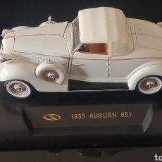 Coches: MAQUETA COCHE 1935 AUBURN 851. SIGNATURE MODELS. Lote 296624248