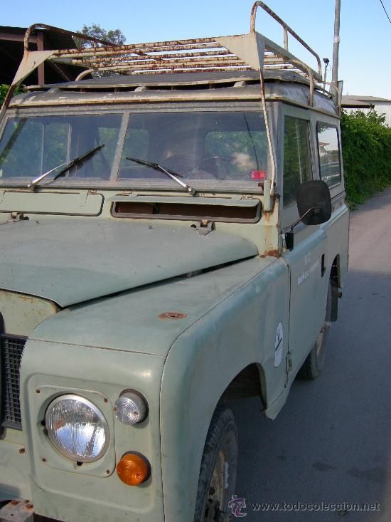 Coches: LAND ROVER 88 DESCAPOTABLE - Foto 1 - 26619499