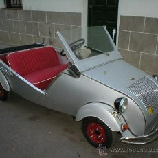 Coches: BISCUTER VOISIN 1954. Lote 34565792