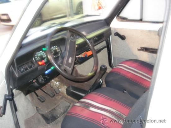 Coches: SEAT 127 CL, 900cc, DE 1979. CON ITV AL DÍA, 4 PUERTAS. - Foto 4 - 23860422