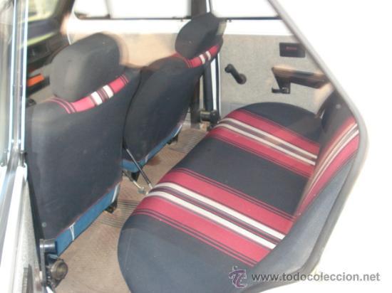 Coches: SEAT 127 CL, 900cc, DE 1979. CON ITV AL DÍA, 4 PUERTAS. - Foto 3 - 23860422