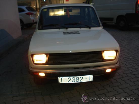 Coches: SEAT 127 CL, 900cc, DE 1979. CON ITV AL DÍA, 4 PUERTAS. - Foto 2 - 23860422