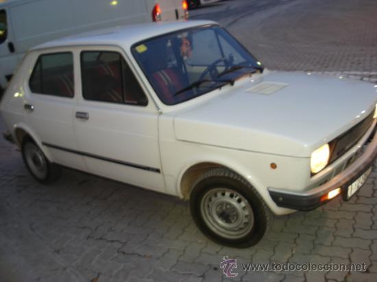 SEAT 127 CL, 900CC, DE 1979. CON ITV AL DÍA, 4 PUERTAS. (Coches y Motocicletas - Coches Clásicos (a partir de 1.940))
