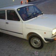 Coches: SEAT 127 CL, 900CC, DE 1979. CON ITV AL DÍA, 4 PUERTAS.. Lote 23860422