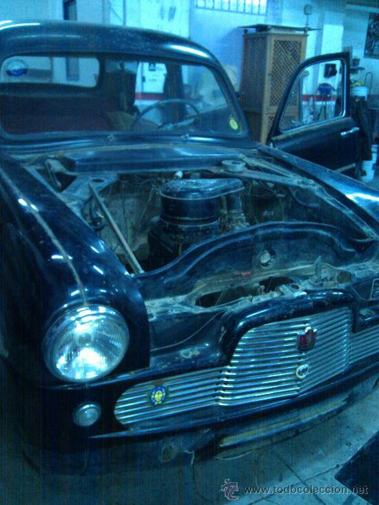 Coches: FORD ZEPHYR SIX MARK I - Foto 2 - 33952659