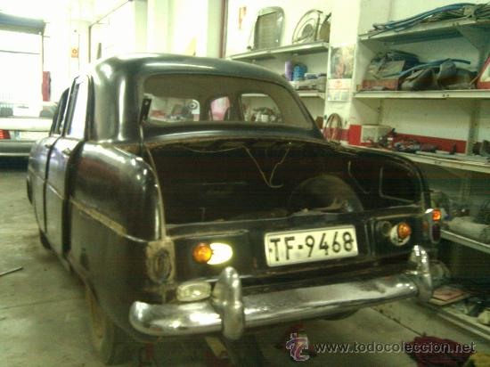 Coches: FORD ZEPHYR SIX MARK I - Foto 3 - 33952659