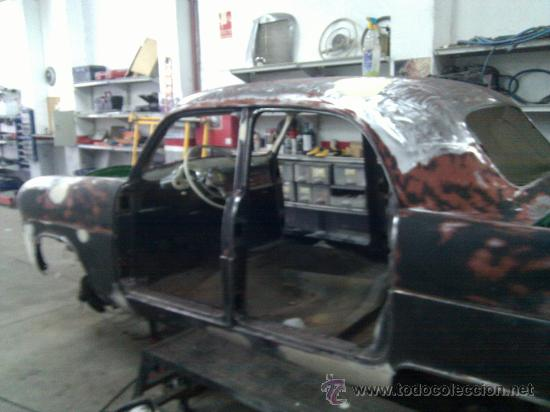 Coches: FORD ZEPHYR SIX MARK I - Foto 13 - 33952659