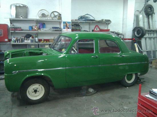 Coches: FORD ZEPHYR SIX MARK I - Foto 14 - 33952659