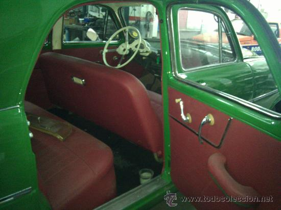 Coches: FORD ZEPHYR SIX MARK I - Foto 18 - 33952659