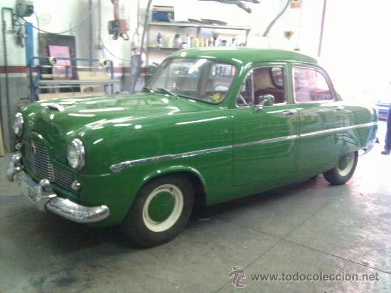 Coches: FORD ZEPHYR SIX MARK I - Foto 19 - 33952659
