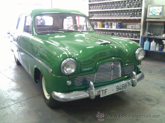 Coches: FORD ZEPHYR SIX MARK I - Foto 20 - 33952659