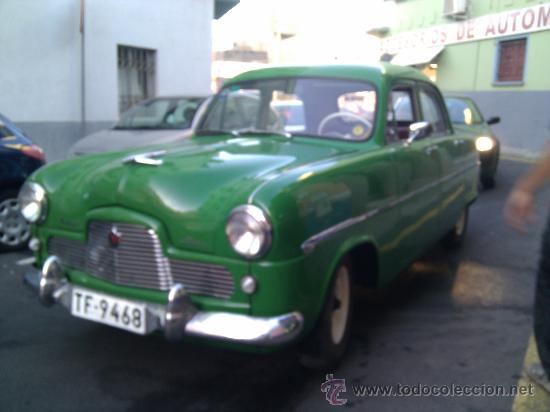 Coches: FORD ZEPHYR SIX MARK I - Foto 22 - 33952659