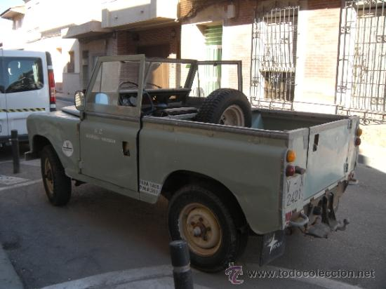 Coches: LAND ROVER 88 DESCAPOTABLE - Foto 14 - 26619499