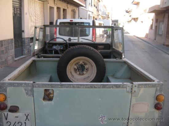 Coches: LAND ROVER 88 DESCAPOTABLE - Foto 13 - 26619499