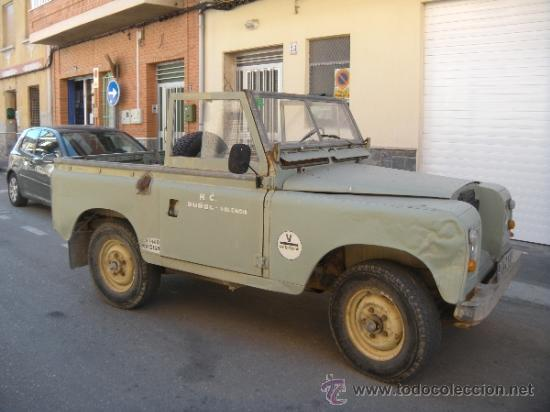 Coches: LAND ROVER 88 DESCAPOTABLE - Foto 12 - 26619499