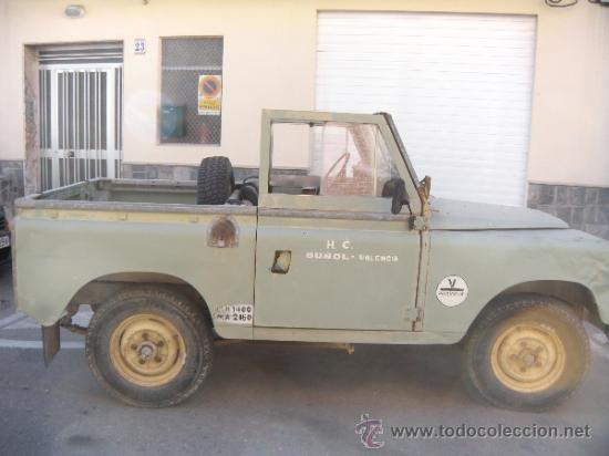 Coches: LAND ROVER 88 DESCAPOTABLE - Foto 11 - 26619499