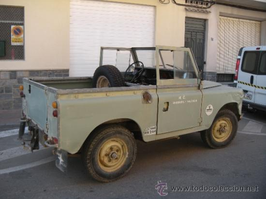 Coches: LAND ROVER 88 DESCAPOTABLE - Foto 10 - 26619499