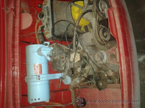Coches: Seat 600 para restaurar. Descripcion detallada. NO SE ACEPTAN OFERTAS PARA ESTE ARTICULO - Foto 6 - 41982425