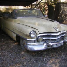 Coches: CADILLAC BONNEVILLE AÑO 1953. Lote 48451371