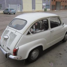 Coches: SEAT 600 L. Lote 52960892