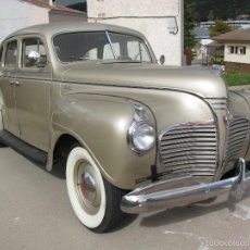 Coches: PLYMOUTH DELUXE. Lote 57576490
