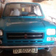 Coches: SEAT 127 DE 1973 PRIMERA SERIE. Lote 57941763