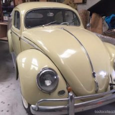Coches: 2 VOLKSWAGEN BEETLE. Lote 61186319