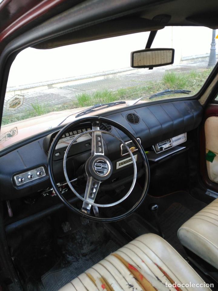 Coches: SEAT 850 especial - Foto 5 - 79284013