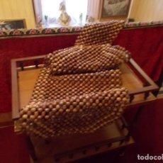 Coches: FUNDA DE BOLAS PARA ASIENTO DELANTERO COCHE ,DE FINALES DE LOS 80. Lote 95469291
