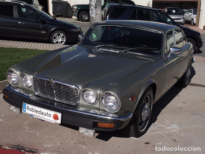Coches: Jaguar XJ6L - Foto 2 - 57591802
