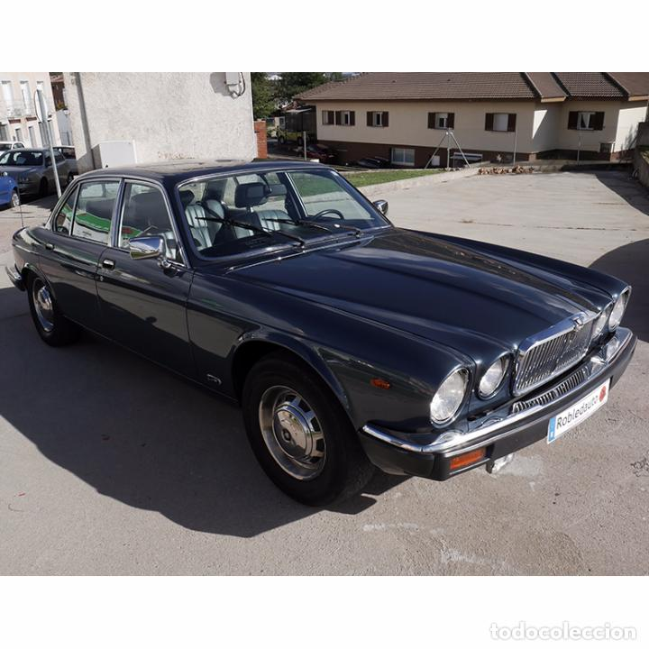 Coches: Jaguar Sovereign HE 5.3 XJ12 - Foto 1 - 57591335